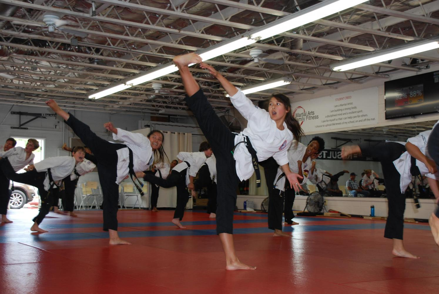 Kailea '18 Kicks High