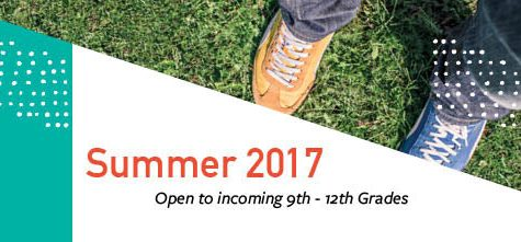 Summer Teen Writing Camp