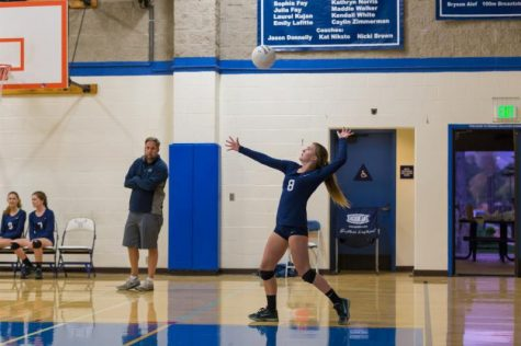 Junior Kelly Bickett Awarded Girls Volleyball Player of the Year