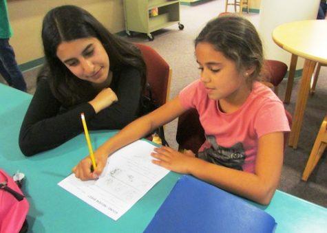 Volunteer Training for After-school Homework Helpers