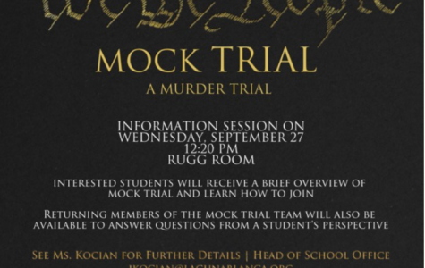 Mock Trial Information Session