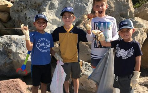 Laguna's Costal Clean Up Day
