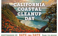 Please join us! Saturday, September 15 – California Coastal Cleanup Day