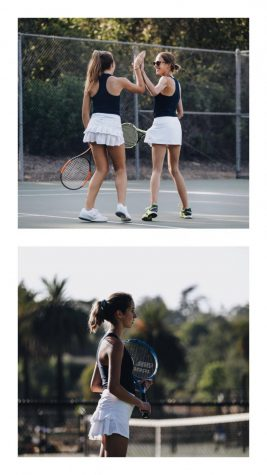 Laguna Blanca Girls Tennis 2018