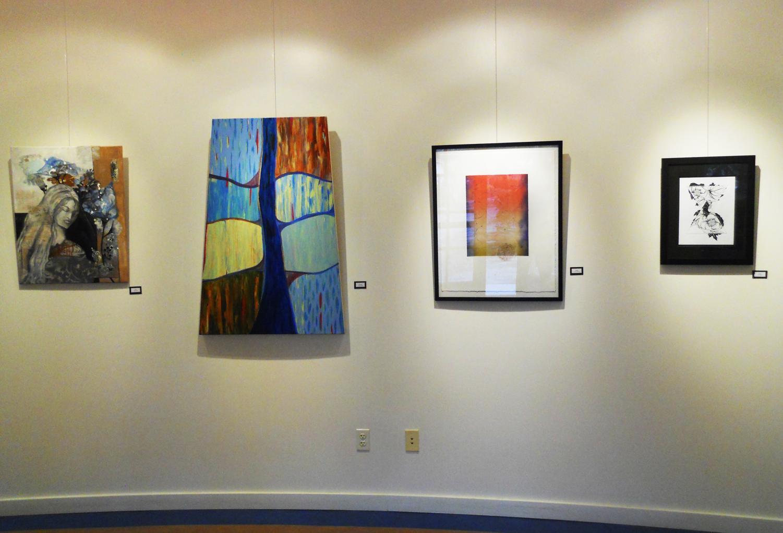 Laguna Blanca School 2018 Faculty Art Show