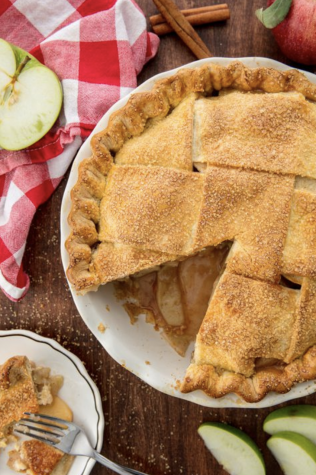Perfect Thanksgiving Apple Pie Recipe