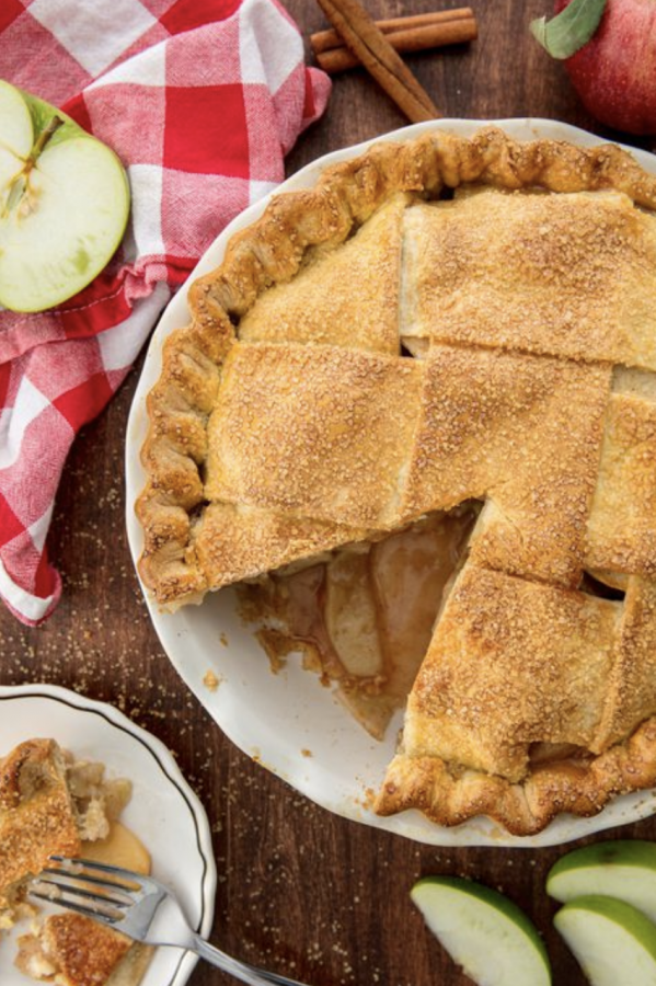 Perfect+Thanksgiving+Apple+Pie+Recipe
