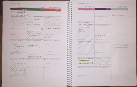 Reminders of How to Stay Organized