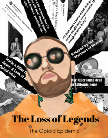 Loss of Legends: the Opioid Crisis