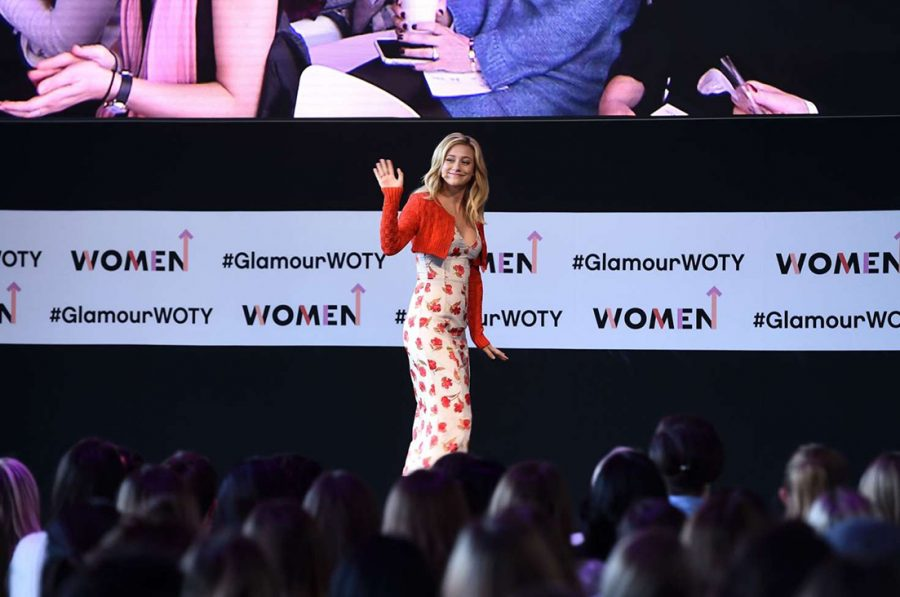 Lili Reinhart's Powerful Speech at the Glamour 2018 Women of the Year Summit