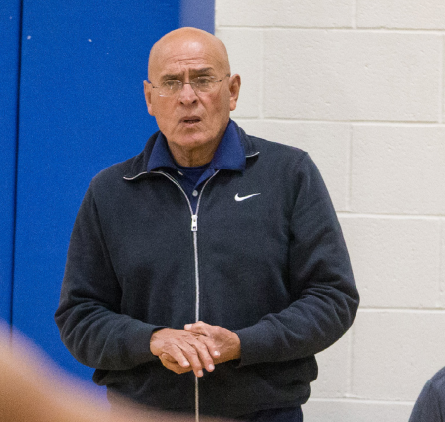 Coach Sal Rodriguez