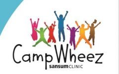 Call for Volunteers for Camp Wheez