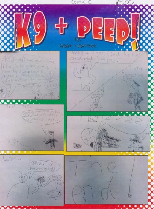 K9 + Peep!
