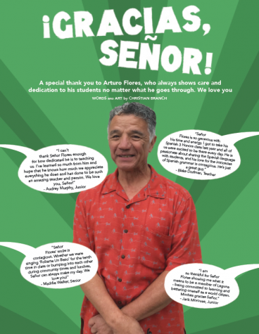 A Tribute to Senor Flores