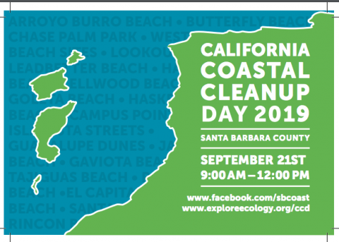 California Coastal CleanUp Day is Coming