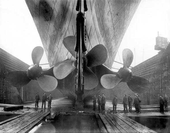 Titanic: The Reboot