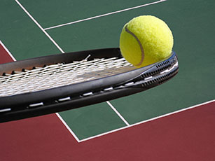 Tennis League Individuals Playoffs Results