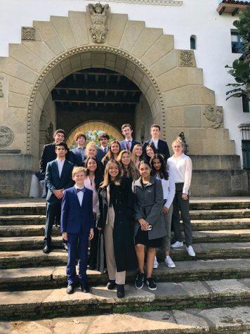 2020 Mock Trial Team