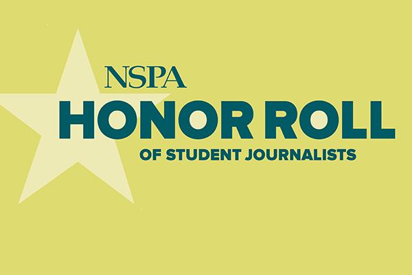 NSPA Journalism Honor Roll Named