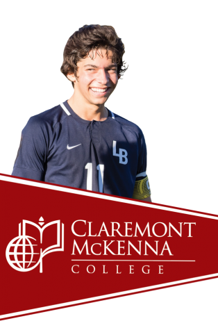 Luca Commits to Claremont