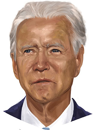 Biden's First 40 Days