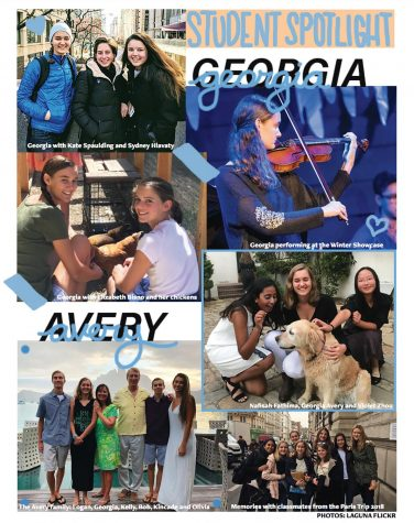 Student Spotlight: Georgia Avery