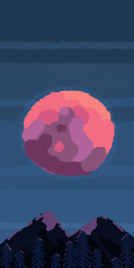 The April Moon