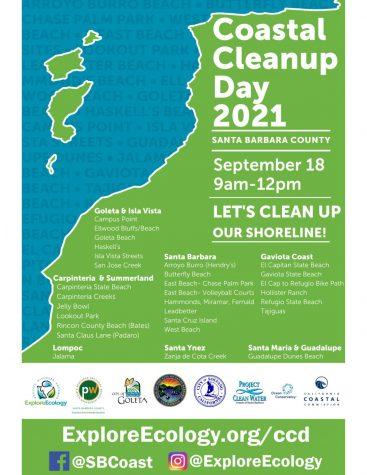 CA Coastal Clean Up Day